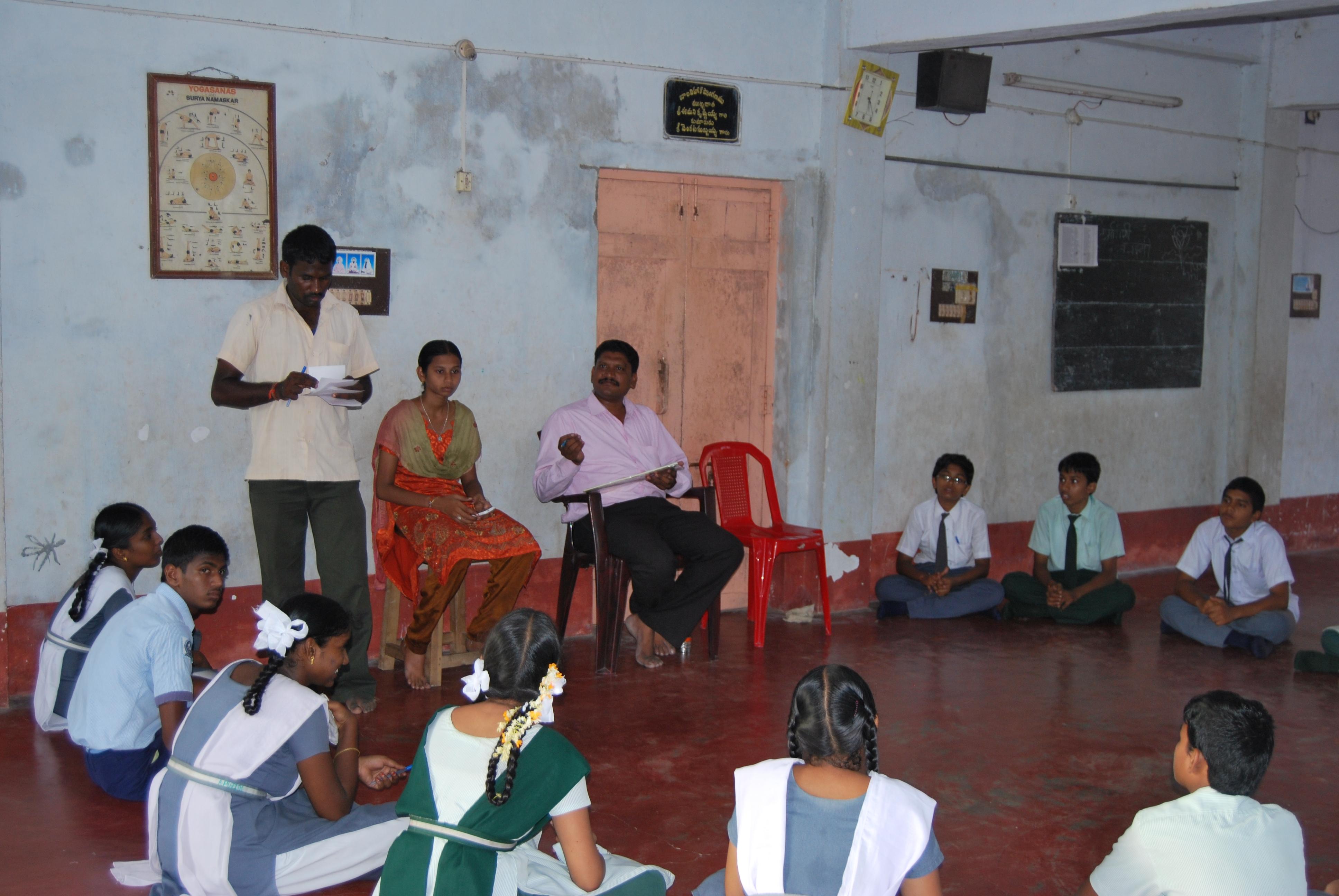 20140811 VCAP School