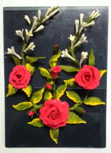 More roses
