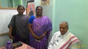 Dr Ekkirala Ananthakrishna garu