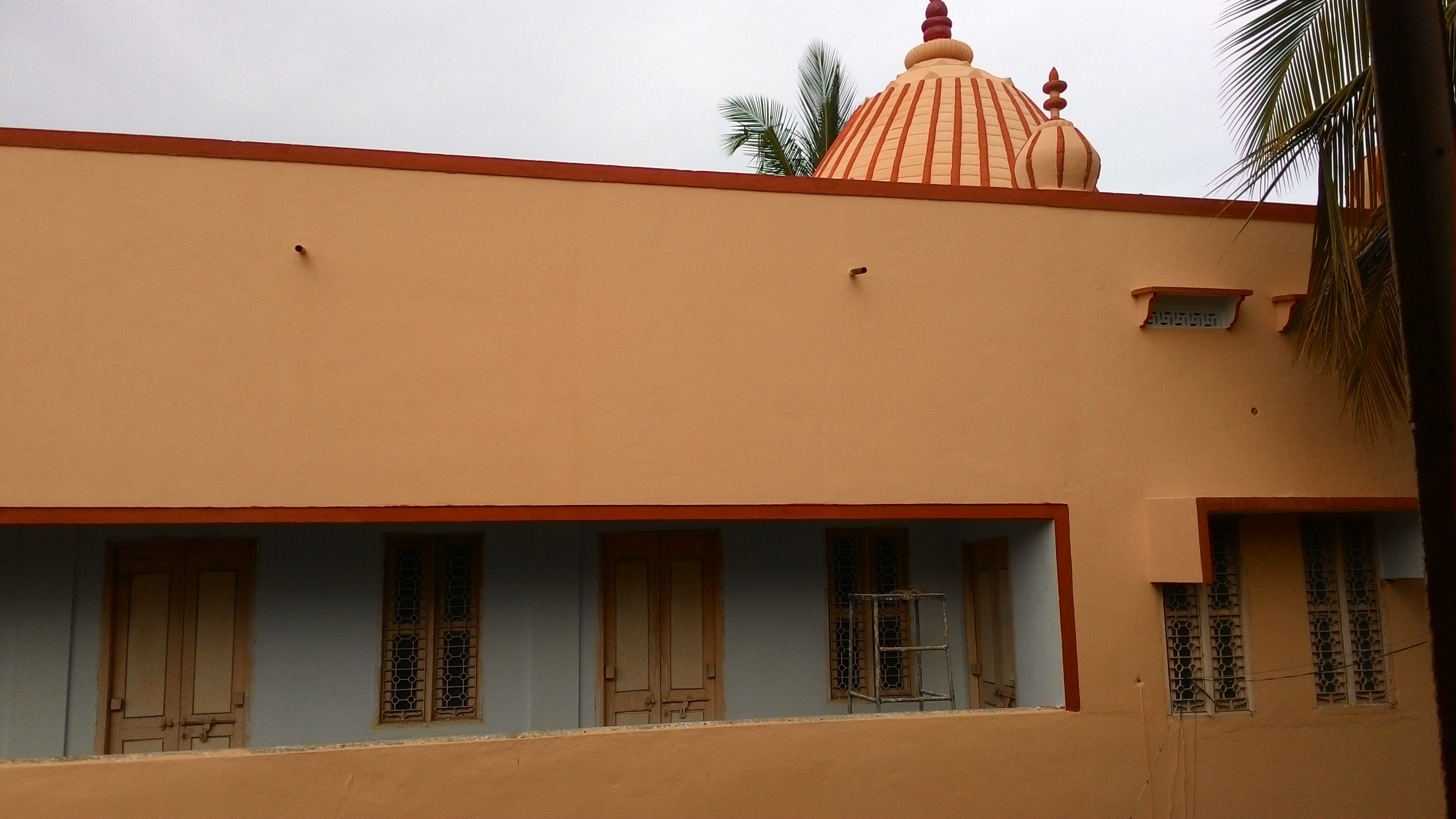 View of the Temple