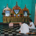 Gurupurnima morning puja