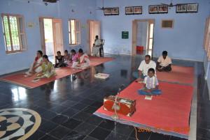 Gurupurnima devotees