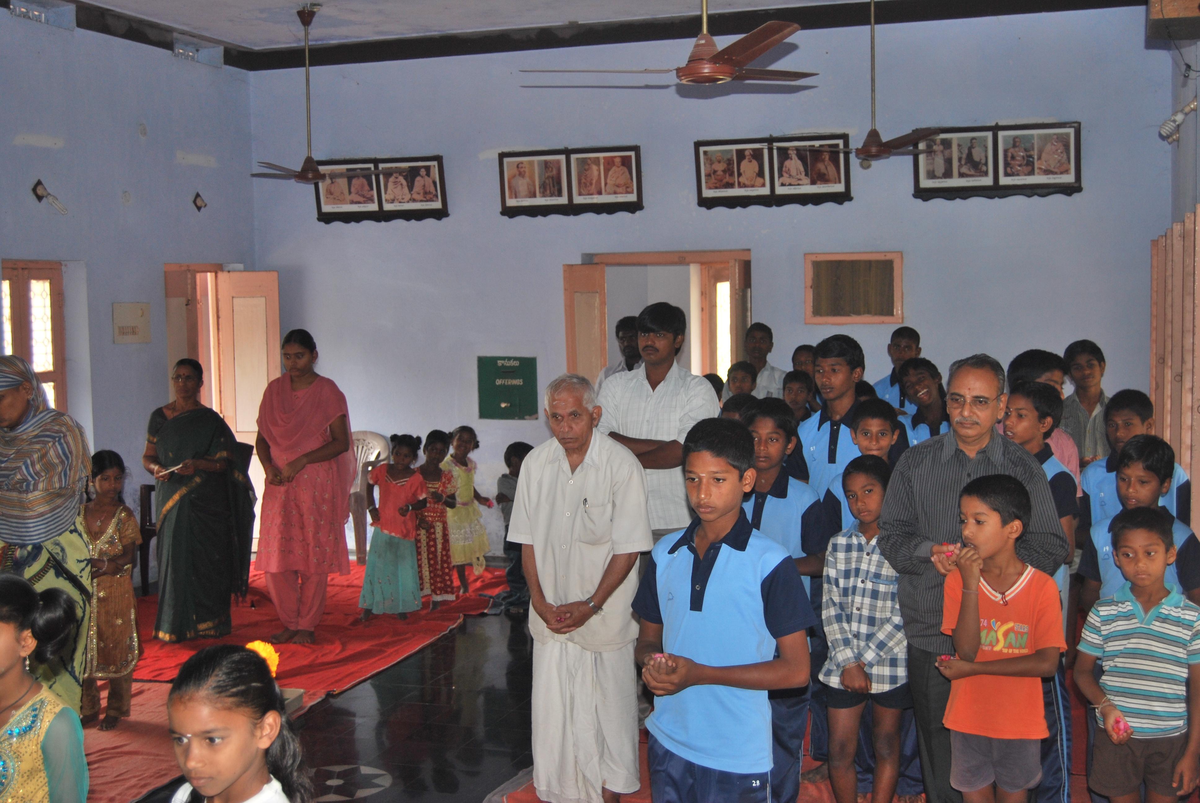 Swamiji Jayanthi
