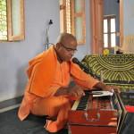 Rev. Swami Svasamvedyanandaji Maharaj.