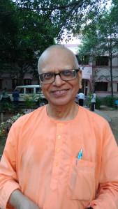Rev. Swami Dayatmanandaji Maharaj
