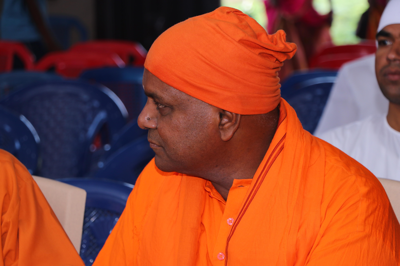 Rev. Swami Achintyanandaji Maharaj
