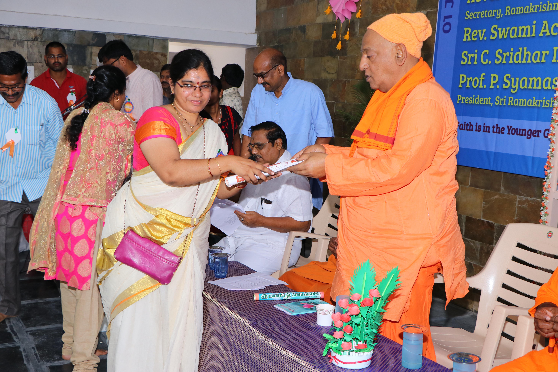 Smt. M Madhavi garu
